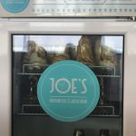 pre-made ice-cream blends at Joe's