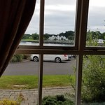 View from sitting room on first floor