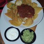 Chips,Salsa and Guacamole