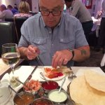 Curry night begins