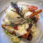 Foto di Le Clocher Penche Restaurant