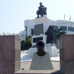 Jose Joaquin de Olmedo Monument (1st city Mayor)