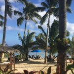 Photo de Manuia Beach Resort