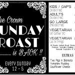 Sundays 12 -  5