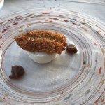 7 course tasting menu with wine pairing