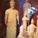 Agia Irini clay figures