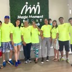Best Time is Family Time! Thank you Magic Moment Resort & Kids Club! Familia Quintana