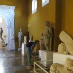 sculptures and altar pieces