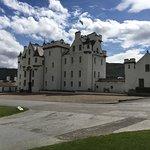 Blair Castle and Hercules Gardens Foto