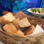 focaccia (herb) bread