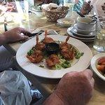cocoanut shrimp