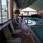 Indoor Pool at Homestead Resort