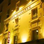 Hôtel Bellevue Paris Montmartre Foto