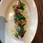 Sardine with Avocado, delicious...