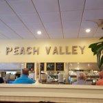 Foto di Peach Valley Cafe