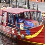 Viking boat tour