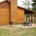 Foto de Rockmount Cottages & Cabins
