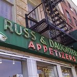 Russ & Daughters Appetizers