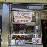 Jonah Schimmel's Kinishery E.Houston Street, NYC