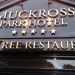 Welcome to the Muckross Park Hotel.
