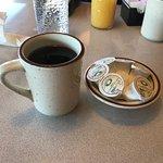 No cafe latte unfortunately.