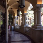 Gorgeous! Outdoor walkway