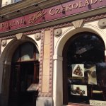 Photo of E.Wedel Chocolate Lounge at Cracow Rynek Street