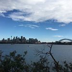 View of Sydney from Cremorne Point