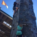 The Climbing Rock!