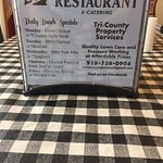 Foto de Ed's Family Restaurant & Catering