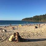 A great family beach
