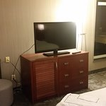 Champaign Courtyard by Marriott is clean, new and Kurt the night manager was very pleasant, too