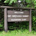 Summit sign.