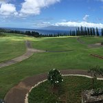 View of 18 from the lanai