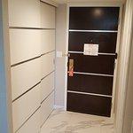 Door/hallway