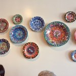 Turkish Plate Wall Hangings