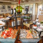 Enjoy Prego's award winning Sunday Brunch, 4th floor.