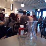 Inside Cafe 8