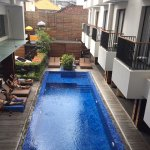 Ping Hotel Pool