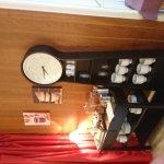 Couloir et salle petit déjeuner