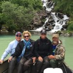 A great fly in fishing trip with High Adventure Air. Bryon Grace is the best. Great guide!  Extr