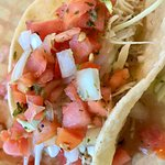 No batter or heavy sauces -- that is one bona fide killer fish taco
