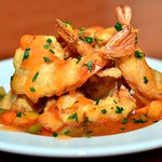 Prawn Sweet and Sour