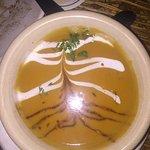 GF Squash soup