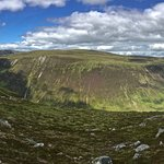 A panorama of Alladale