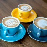 Latte Art throw down