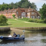 Bucklers Hard from the River Cruise