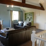 Lovely lounge in Millers Cottage