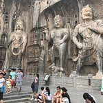 Photo of Longmen Grottoes