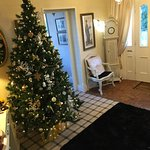 Christmas at the White Lodge